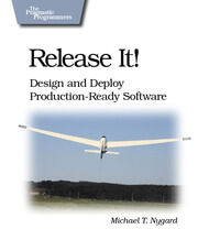 Cover Michael Nygard - Release It!